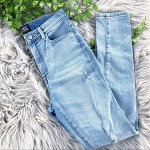 BDG Urban Outfitters Twig Hi Rise Distressed Jean